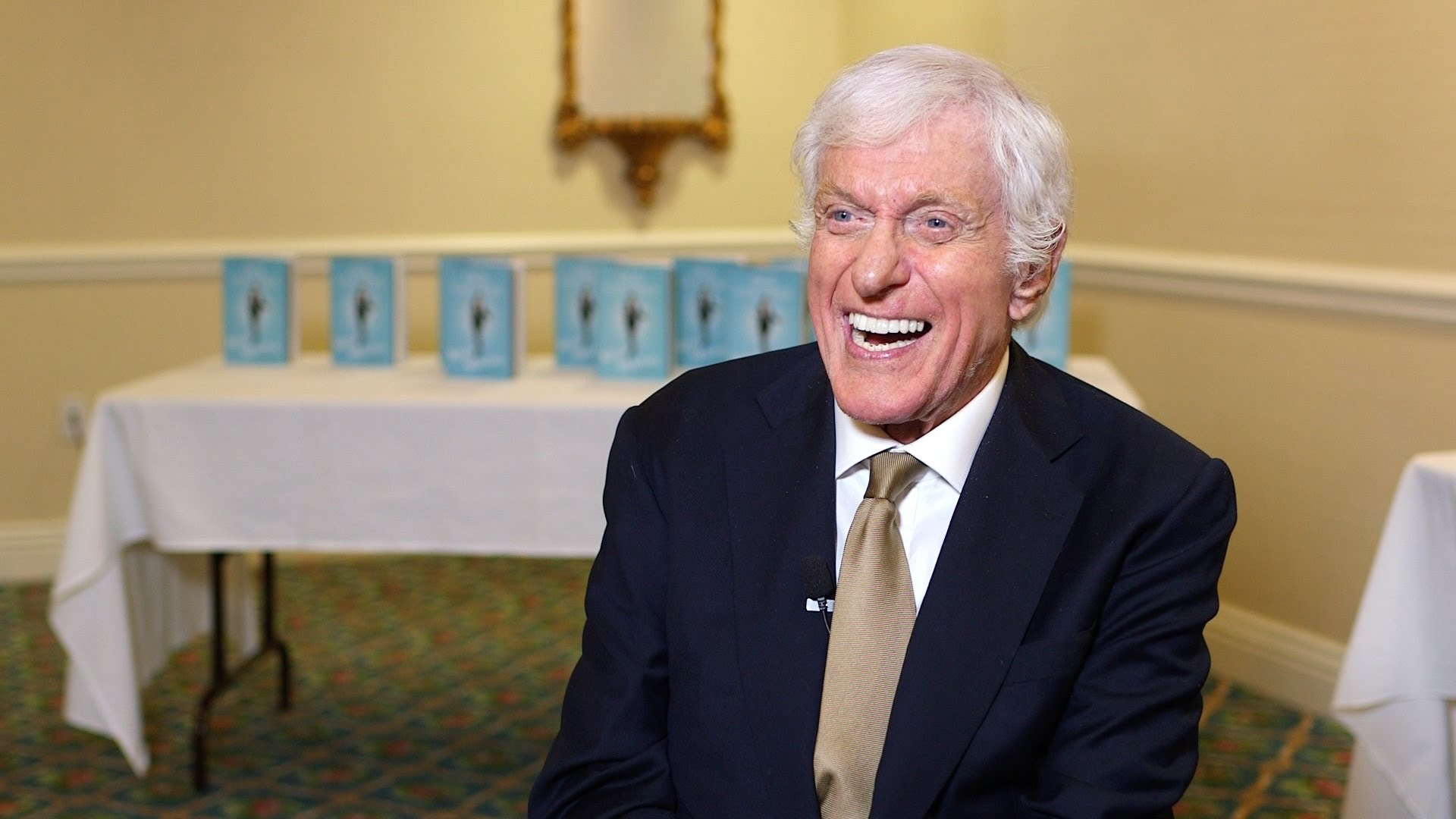 Dick Van Dyke Tell Seniors to Stay Active