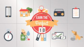 Earn the Perfect 10 of Preparedness