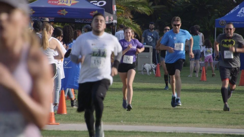 Everyday Heroes Run for Fun at Live Well 5K