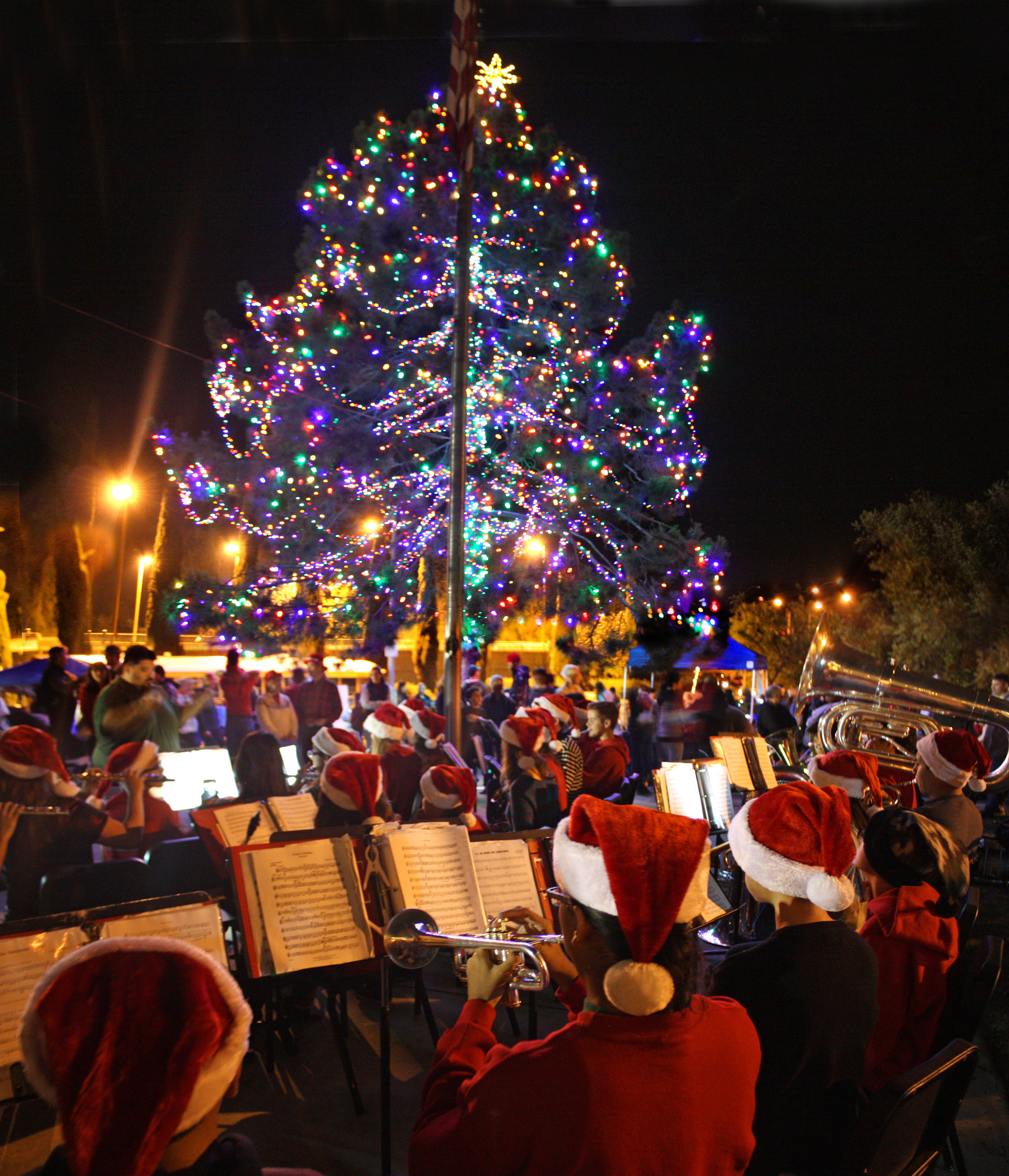 Official Fallbrook Tree Lighting
