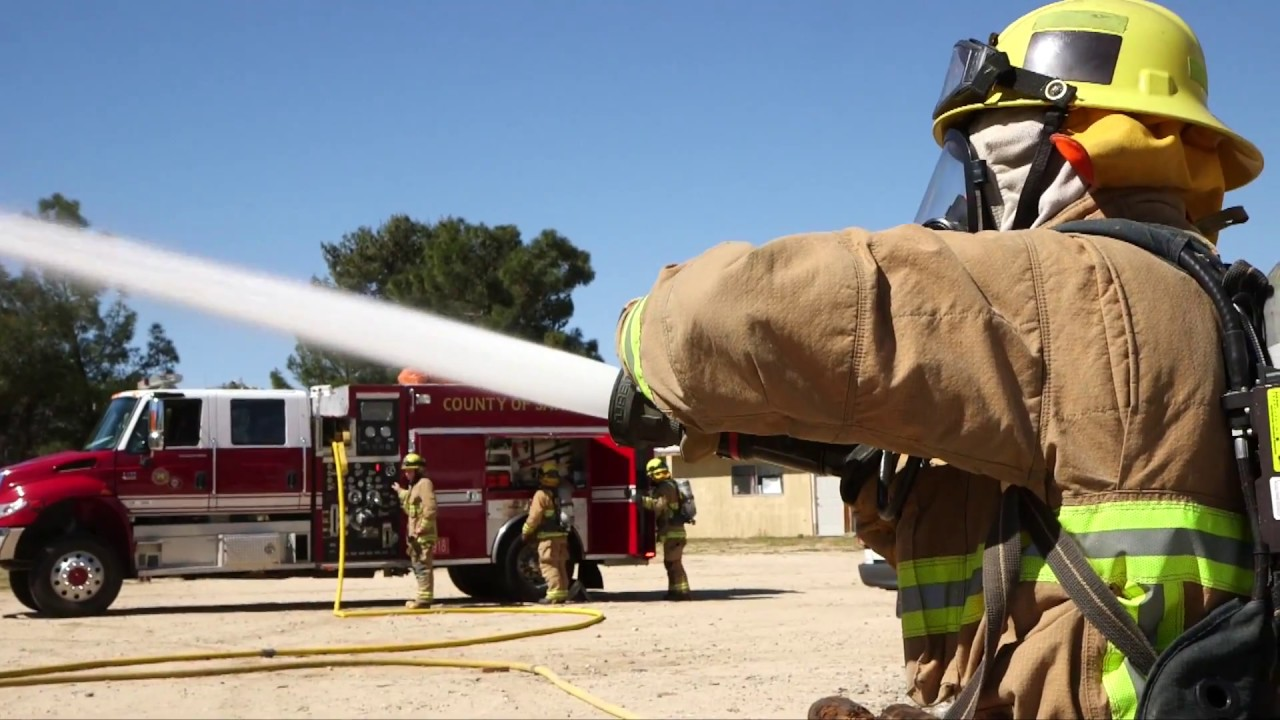 Firefighter Reserves Tell Why They Volunteer