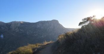 El Monte Flume Trail