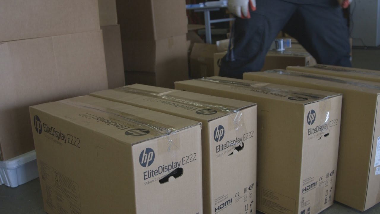 Foster Families Receive Computers for the Holidays