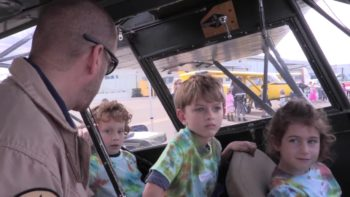 Fueling Fun: Kids Learn About Aviation at County Airport