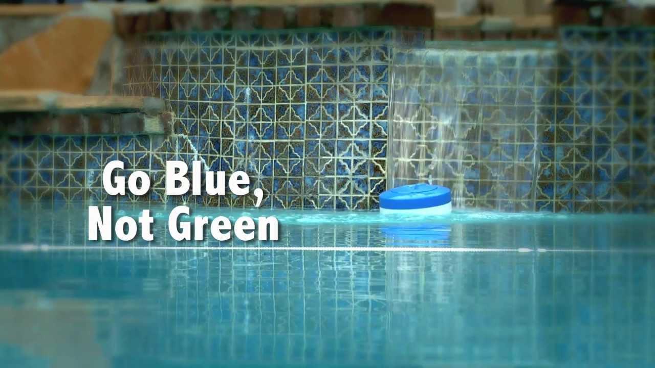 Go Blue, Not Green!