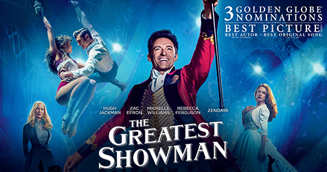 Free Summer Movies in the Park: The Greatest Showman at Rancho Bernardo Park