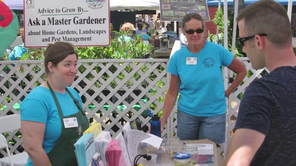 Master Gardener experts