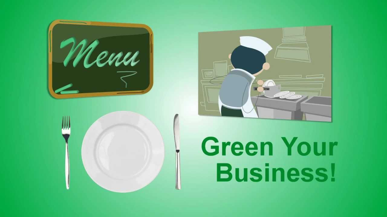 Green Your Business! – Energy Efficient Lighting