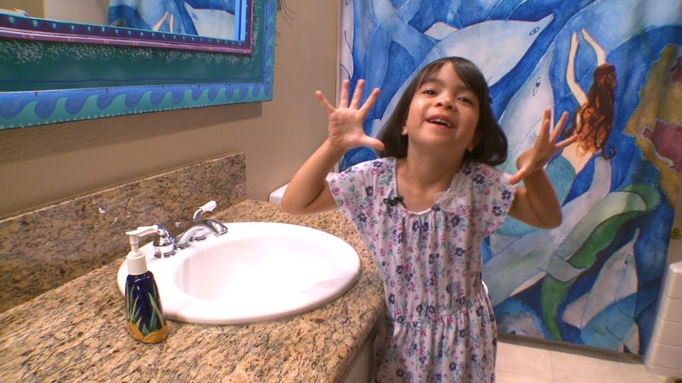 Handwashing – It's Easy as ABC