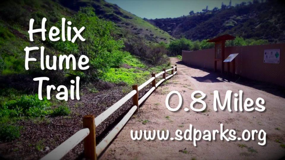 Helix Flume Trail Virtual Hike