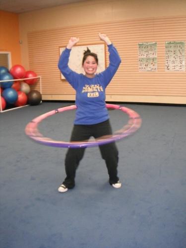 Hoop Fitness Poway Library