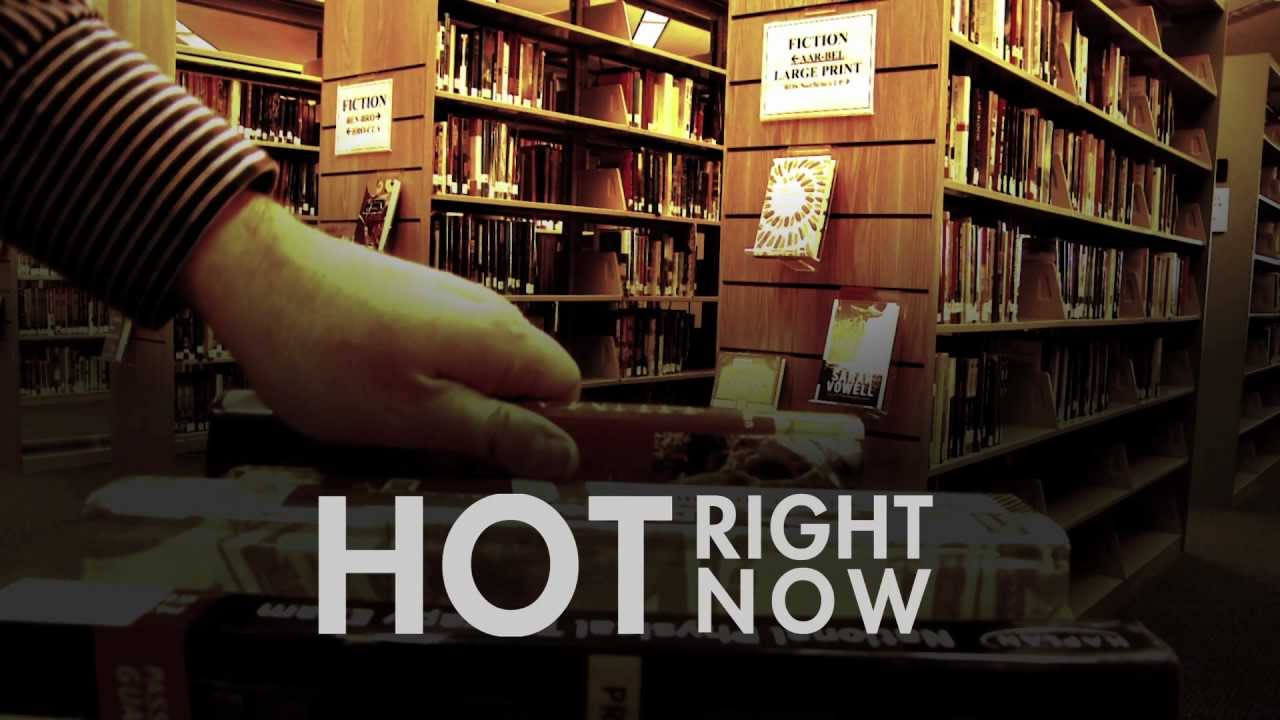 Hot. Right. Now. TV! – eBooks