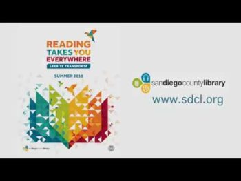 Join the Summer Reading Challenge at a County Library