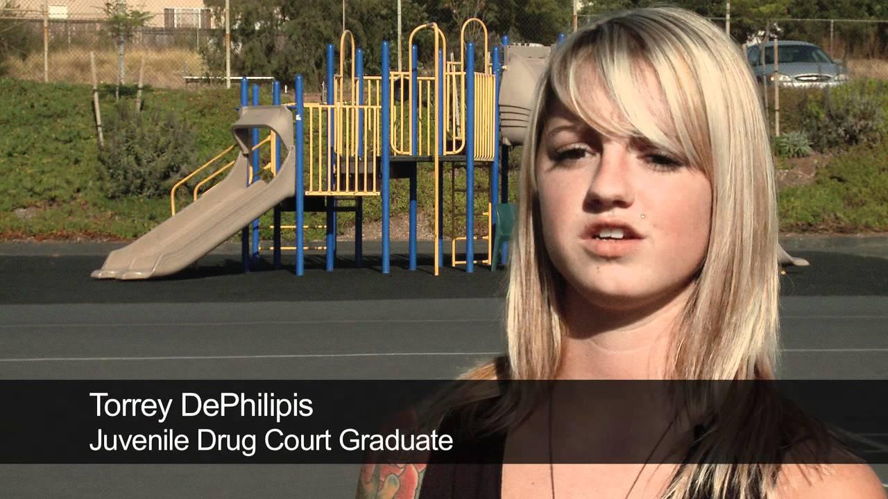 Juvenile Drug Court Graduation 2011