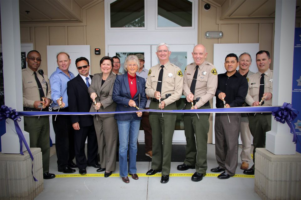 Lakeside Gets Brand New Sheriff Substation