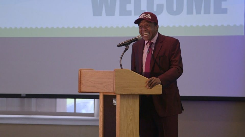 Legendary entertainer Ben Vereen inspires at Vital Aging Conference