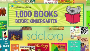 Library Challenges Parents to Read 1,000 Books