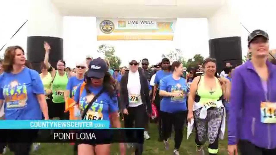 Live Well San Diego 5K Run and Walk