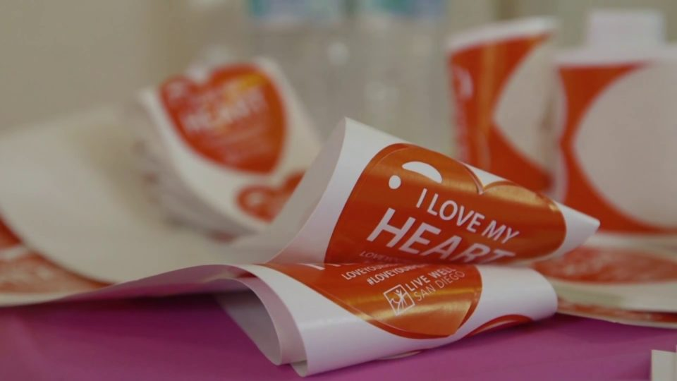 'Love Your Heart' Urges Residents to 'Know Your Numbers'