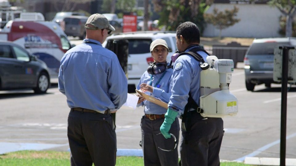 Mount Hope Sprayed For Mosquitoes After Positive Travel-Related Zika Case