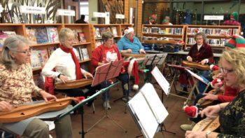 Mountain Dulcimer Ensemble Brings Joy to Fallbrook