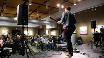Musical Milestone at the Encinitas Library