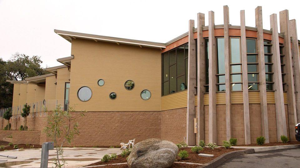 New Alpine Library Boasts Zero-Net Energy