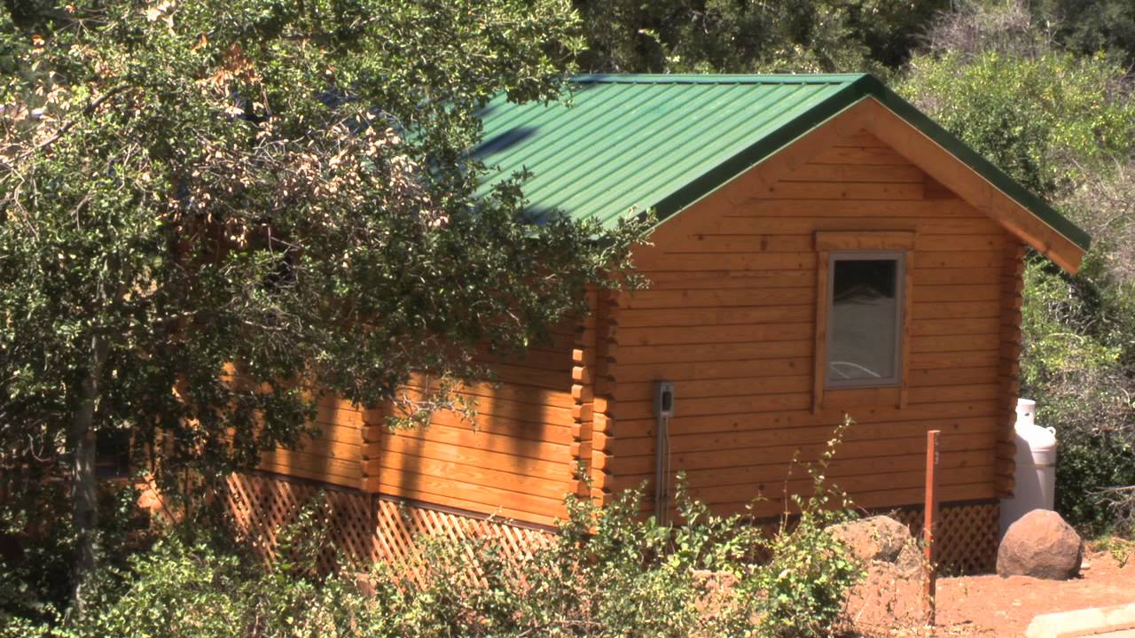 New Cabins Unveiled at William Heise Park