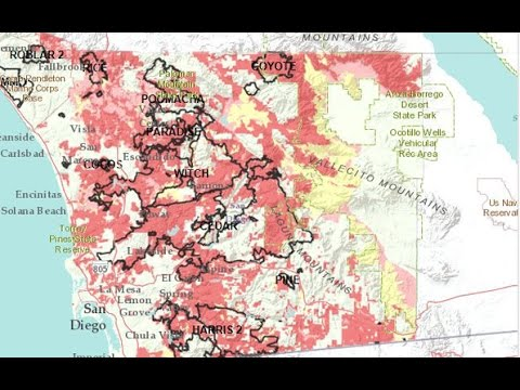 New Online Tool Charts Wildfire Risk in Your Neighborhood