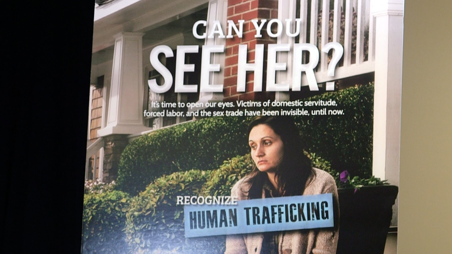 New Task Force to Combat Human Trafficking