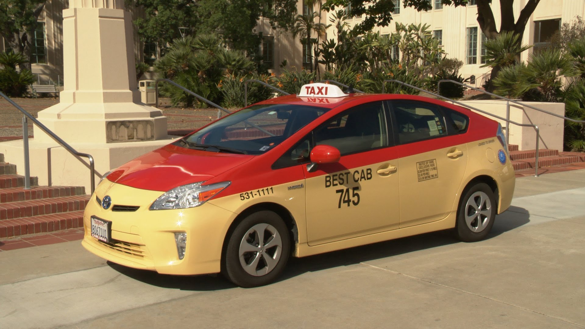 Newer Taxis for Cleaner Air