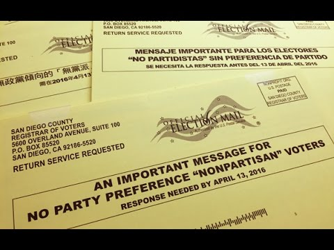 Nonpartisan Voter? What You Need to Know for June Primary