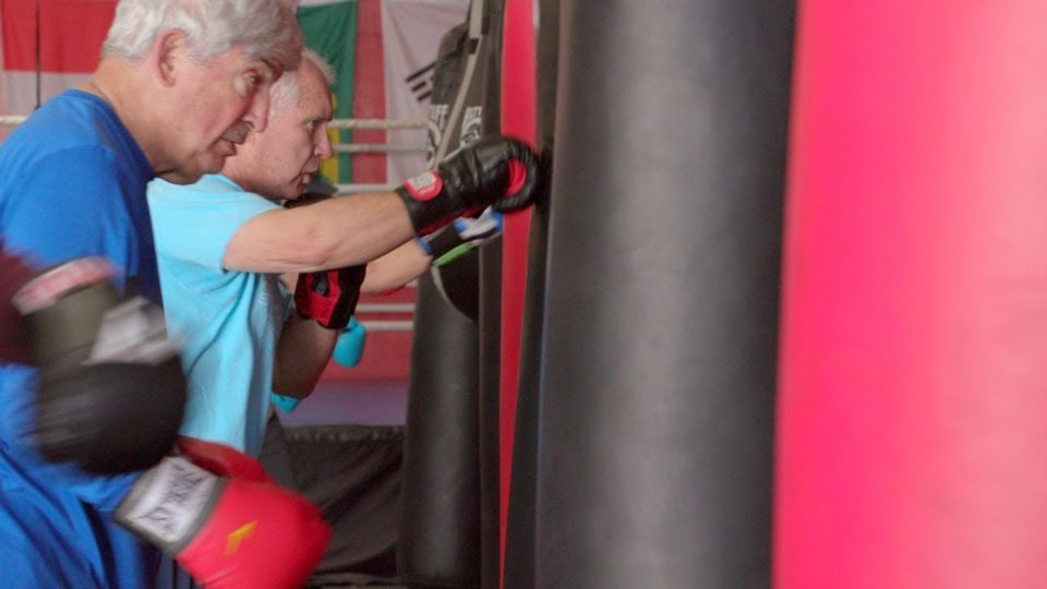 Parkinson's Disease Takes A Punch