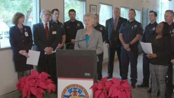 Pilot Program Provides Help To Seniors In Crisis