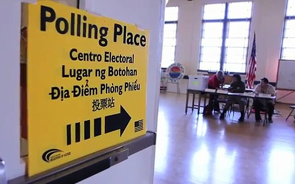 pollingplace_languages_sign