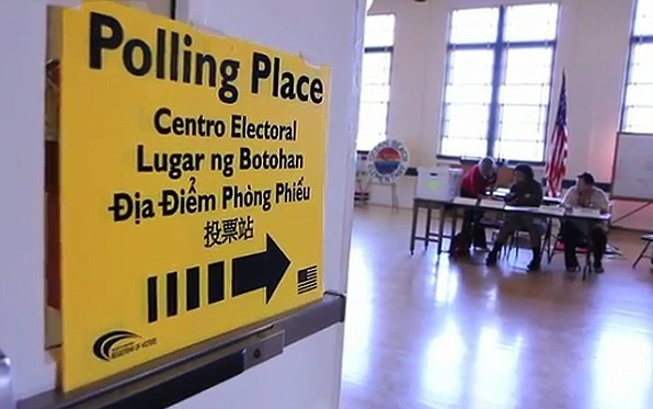 pollingplace_languages_sign_1