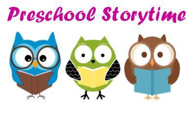 4S Ranch Library Preschool Storytime