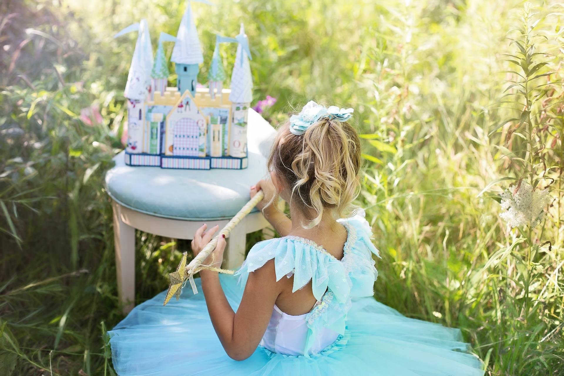 Fairy-Tale Tea Party