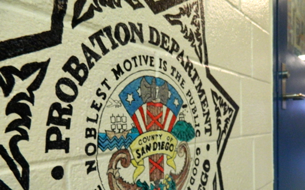 probation-seal-on-wall