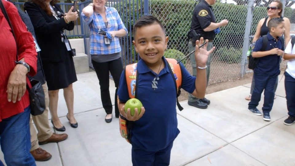 Probation Welcomes Back Chula Vista Students