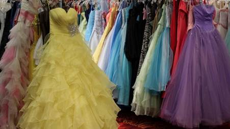 5be5a22325e County Library Collecting Prom Dresses for Free Giveaways