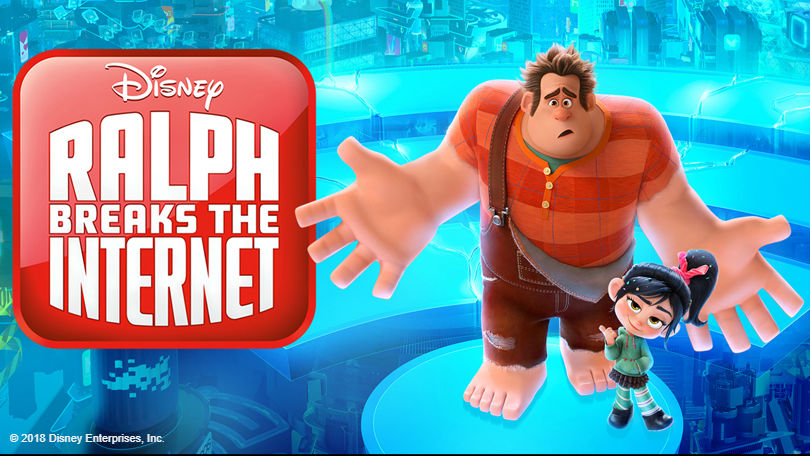 Free Summer Movies in the Park: Ralph Breaks the Internet at Lindo Lake Park