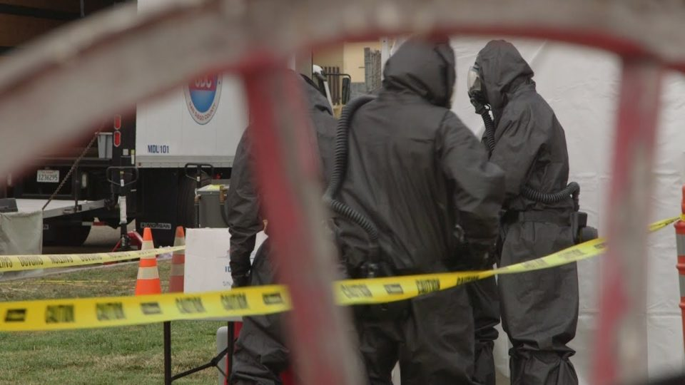 Region Holds Largest-Ever Terrorism Drill