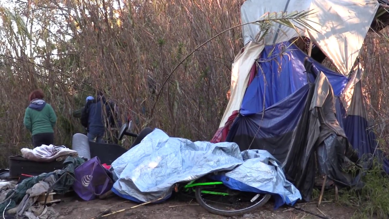 Results of Annual Count of Homeless Announced