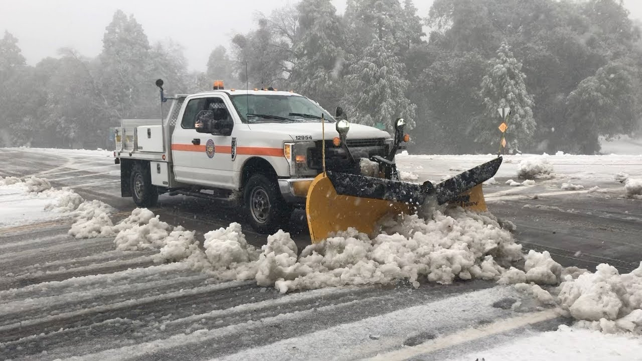Round the Clock Care for Icy Roads
