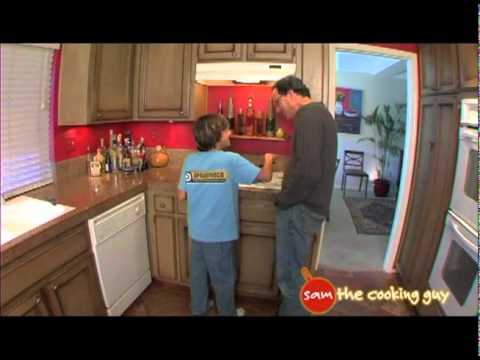 Sam the Cooking Guy: Cooking with Kids