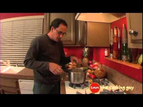 Sam the Cooking Guy: Super Bowl Snacks