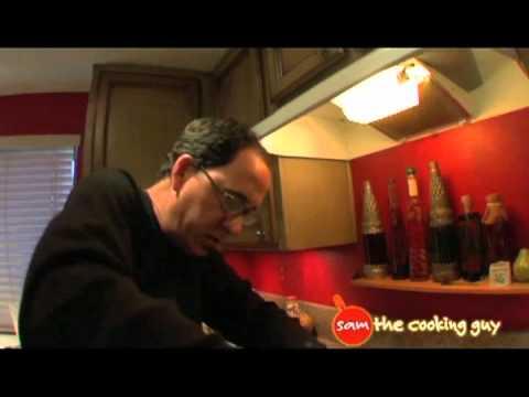 Sam the Cooking Guy: Turkey Pie