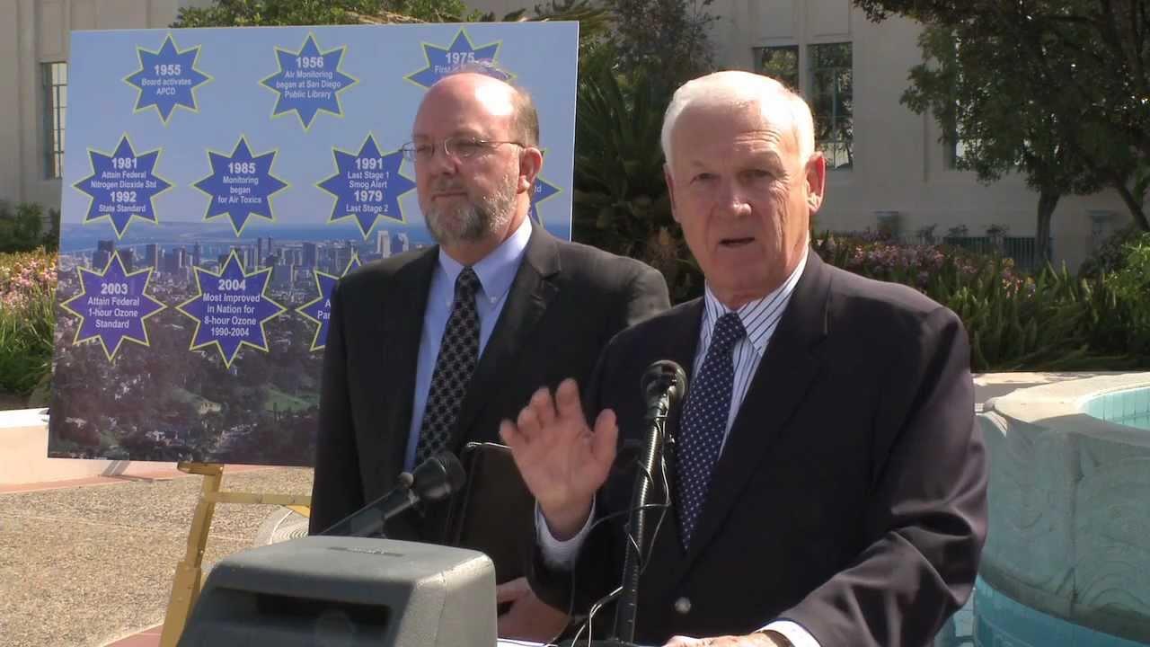 San Diego County Attains Clean Air Milestone