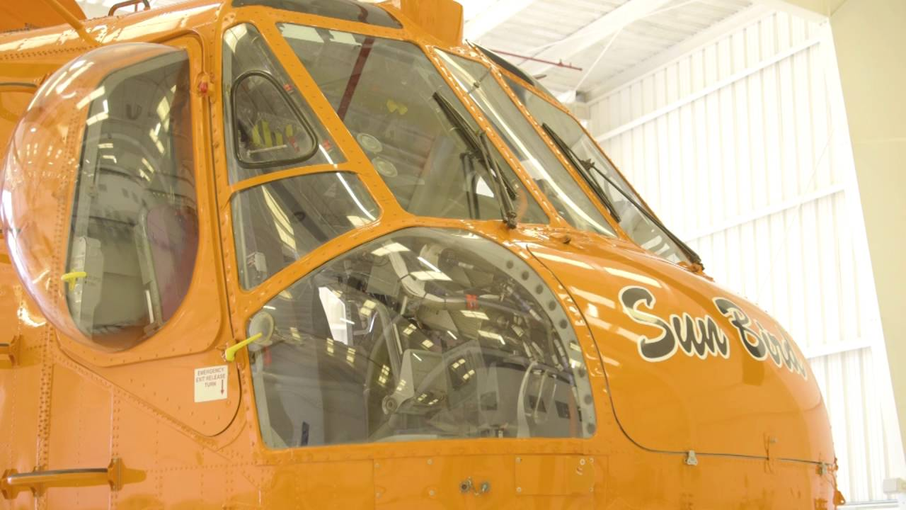 SDG&E, County Jointly Fund Helitanker for Fire Season